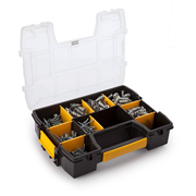 Dewalt DFMZIP200 Dewalt 200 Piece Zip It Plasterboard Anchor Kit