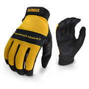 Dewalt DPG21L Dewalt Performance 2 Gel Padded Palm Gloves - Large