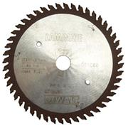Dewalt DT1086QZ Dewalt Extreme Workshop Laminate Saw Blade 165mm x 20mm 48T