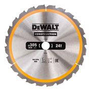 Dewalt DT1958QZ Dewalt Construction Saw Blade 305mm x 30mm 24T