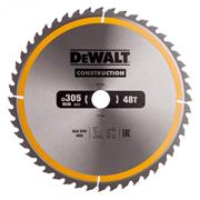 Dewalt DT1959QZ 305mm x 30mm 48T Construction Blade