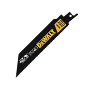Dewalt DT2407L-QZ Dewalt 152mm Long Life Recip Saw Blades - Pack of 5