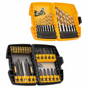 Dewalt DT70510QZ Dewalt 14 Piece Metal Drilling Set & 23 Piece Impact Torsion Screwdriving Set