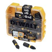 Dewalt DT70555T-QZ Dewalt PH2 25mm Impact Torsion Screwdriver Bit Box - Pack of 25