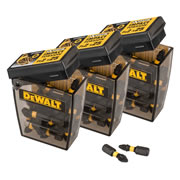 Dewalt DT70555T-QZ Dewalt 25x PH2 Impact Torsion Bits - Pack of 3