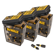 Dewalt DT70556T-QZ Dewalt 25x PZ2 Impact Torsion Bits - Pack of 3