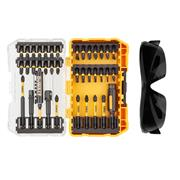 Dewalt  Dewalt 38 Piece Flextorq Screwdriver Bit Set & Glasses