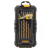 Dewalt DT71567QZ Dewalt 16 Piece Drill and Screwdriver Bit Set