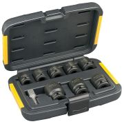 Dewalt DT7507-QZ 9 Piece Impact Socket Set