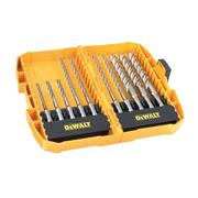 Dewalt DT7935B-QZ MTC 10 Piece SDS+ Drill Bit Set