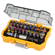 Dewalt DT7969QZ Dewalt 32 Piece Colour Coded Screwdriver Bit Set