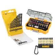 Dewalt  55 Piece Screwdriving & Drilling Bit Bundle