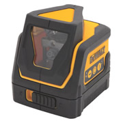 Dewalt DW0811 Dewalt Self Levelling 360° and Vertical Line Laser