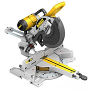 Dewalt DW717XPS 250mm Slide Compound Mitre Saw