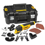 Dewalt DWE315K Multi-Tool + 37 Accessories