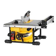 Dewalt DWE7485 210mm Compact Table Saw with Leg Stand