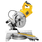 Dewalt DWS778 Dewalt 250mm Slide Mitre Saw