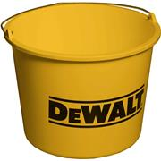 Dewalt DXWT309 DXWT-309 Mixing Bucket Yellow 12L
