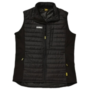 Dewalt FORCE Dewalt Force Padded Gilet - Black