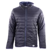 Dickies DT7024BGY Dickies Stamford Puffa Jacket - Black/Grey