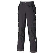 Dickies EH34000 Dickies 'Eisenhower' Rip-Stop Trousers (Black)