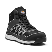 Dickies FC9526GRW Dickies Phoenix Safety Boot - Grey/White