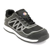 Dickies FC9527GRW Phoenix Safety Trainer - Grey/White