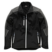 Dickies JW7009 Dickies Glenwood Soft Shell Waterproof Jacket