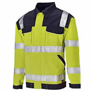 Dickies SA30015 Dickies Hi-Vis Two Tone Jacket