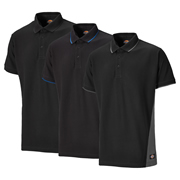 Dickies SH2004PK Two Tone Polo Shirt Pack