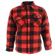 Dickies SH5000 Portland Lumberjack Shirt - Red
