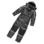 Dickies WP15000 Waterproof Padded Outer Suit - Black