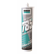 Dow Corning 785PCLR 785+ Bacteria Resistant Sanitary Sealant Clear 310ml