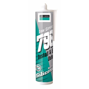 Dow Corning 796WH 796 UPVC, Wood, Aluminium Silicone Sealant White 310ml