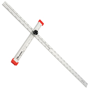 Draper 03078 Adjustable Drywall Tee Square 1200mm