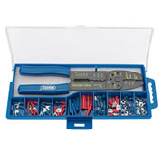 Draper 13658 Crimping Tool and Terminal Kit