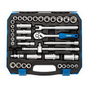 "Draper 16361 3/8"" Socket Set 39 Piece"