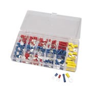 Draper 18160 Crimping Insulated Terminal Assortment 150 Piece set