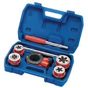 Draper 22496 Draper 7 Piece Metric Ratchet Pipe Threading Kit