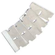 Draper 41936 (WSSG-SB) Draper Replacement Scraper Blades for 41934, Pack of 5