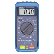 Draper 52320 Draper 16 Function Digital Multimeter