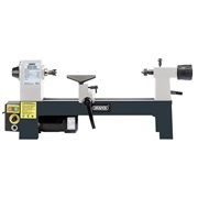 Draper Variable Speed Mini Wood Lathe 240v (250W)