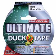 Duck Tape 232160 Ultimate White 50mm x 25m