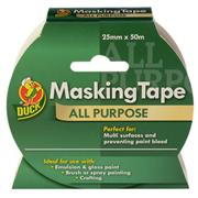 Duck Tape 232317 Duck Tape All Purpose Masking 25mm x 50m