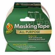 Duck Tape 232318 Duck Tape All Purpose Masking 50mm x 50m