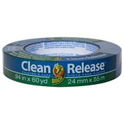 Duck Tape 240193 Clean Release Masking Tape 24mm x 55m