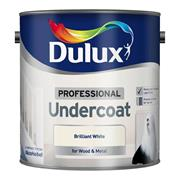 Dulux  Dulux Pure Brilliant White Undercoat Paint (2.5 Litre)