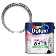 Dulux  Dulux Silk Magic White Paint (2.5 Litre)