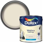 Dulux  Dulux Matt Natural Calico Paint (2.5 Litre)