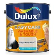 Dulux  Dulux Easycare Washable & Tough Matt Egyptian Cotton Blue Paint (2.5 Litre)